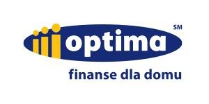 Optima - logo firmy pożyczkowej